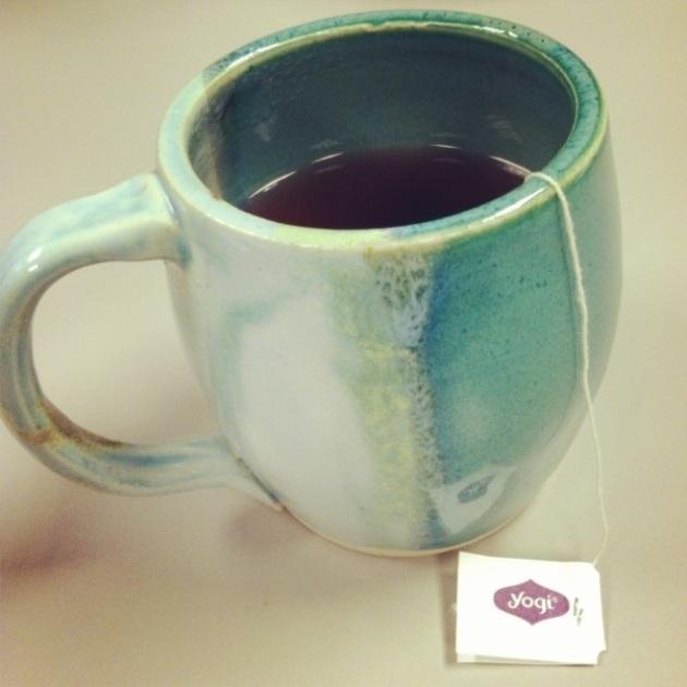tea | the pomegranate bandit