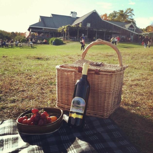 Nashoba Valley Winery | The Pomegranate Bandit