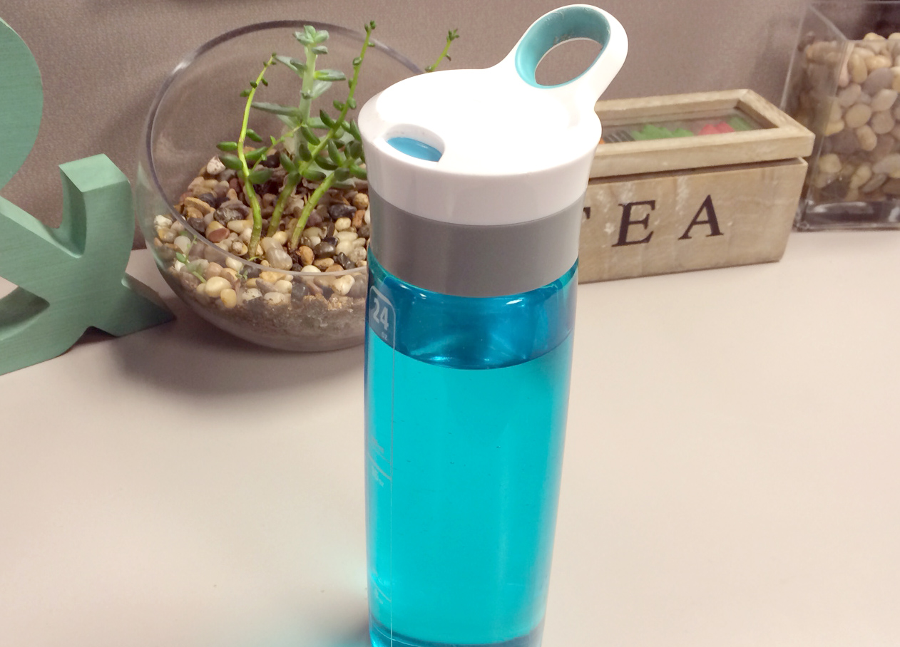 Carry Water bottle - Weight loss mistakes for women