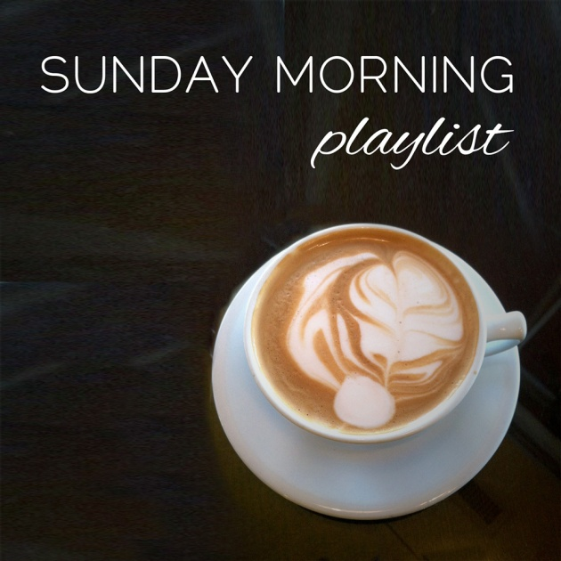 Sunday Morning Playlist | The Pomegranate Bandit